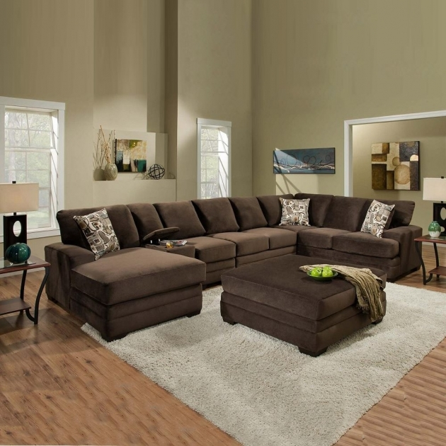 5 Piece Sectional Sofa With Chaise Myco Furniture Photo 23