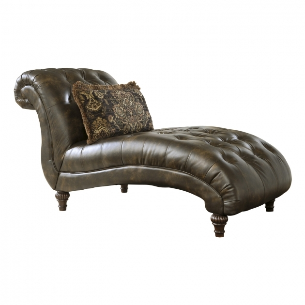 Leather Chaise Lounge Chair Chaise Design