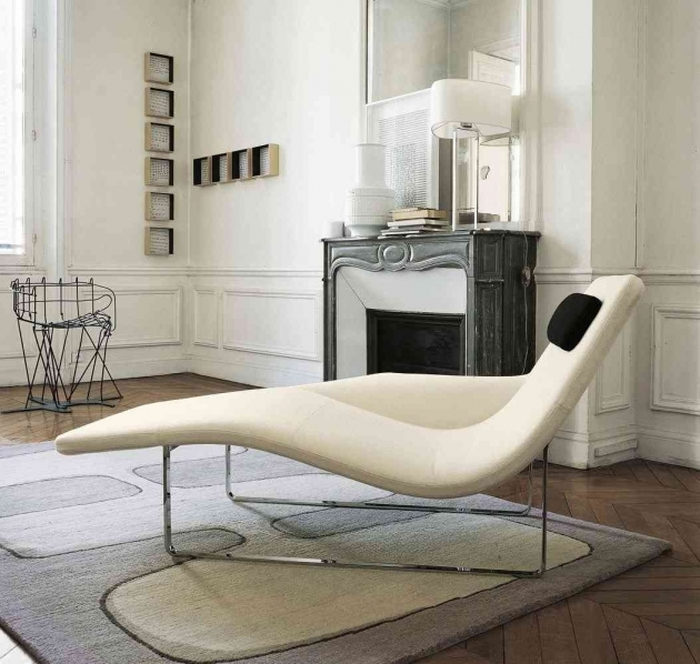 Chaise Lounge Indoor Classic Modest Adjustable Chairs  Image 50