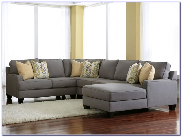 Charcoal Gray Sectional Sofa With Chaise Lounge Home Decorating Image 50
