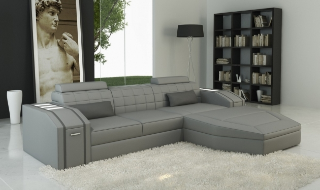Charcoal Gray Sectional Sofa With Chaise Lounge Microsuede With