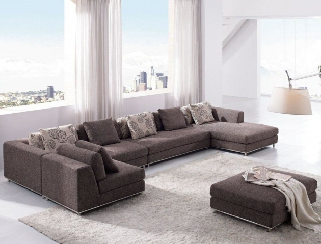 Gorgeous Sleeper Sofa Sectional With Chaise L Shaped Leather Sofa Bed Queen Photo 23