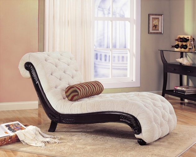 Leather Chaise Lounge Chair Indoors Picture 40