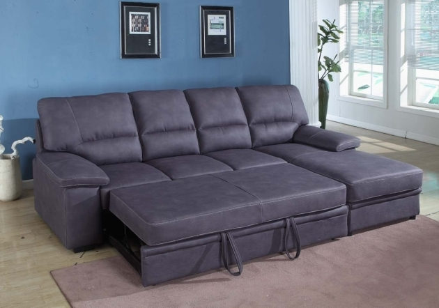 Marvelous Sleeper Sofa Sectional With Chaise Dark Velvet Pics 31