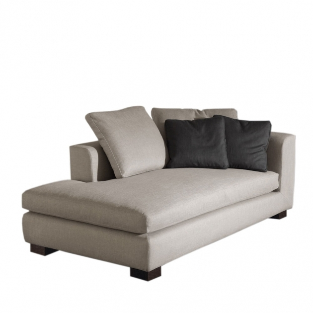 Modern chaise sofa modern sectional sofas thesofa - Sofa bed with chaise lounge ...