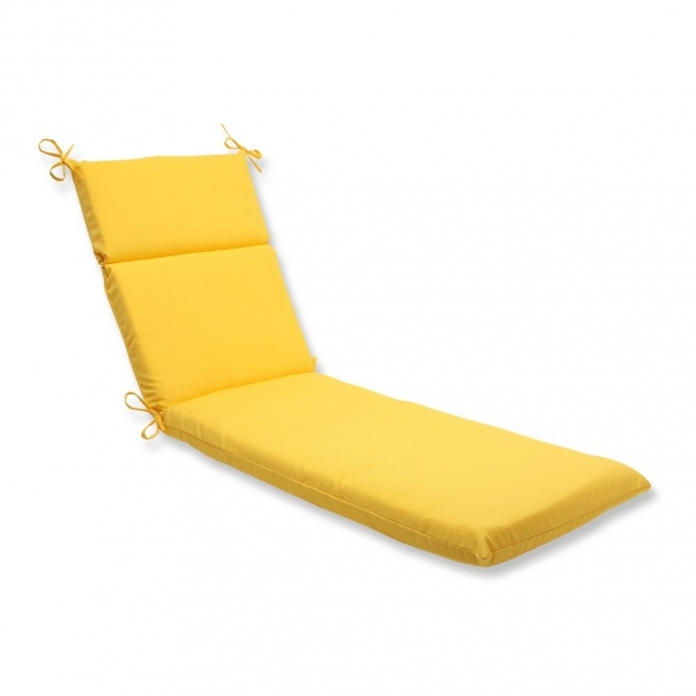Outdoor Chaise Lounge Cushions Yellow Living Rooms Image 07