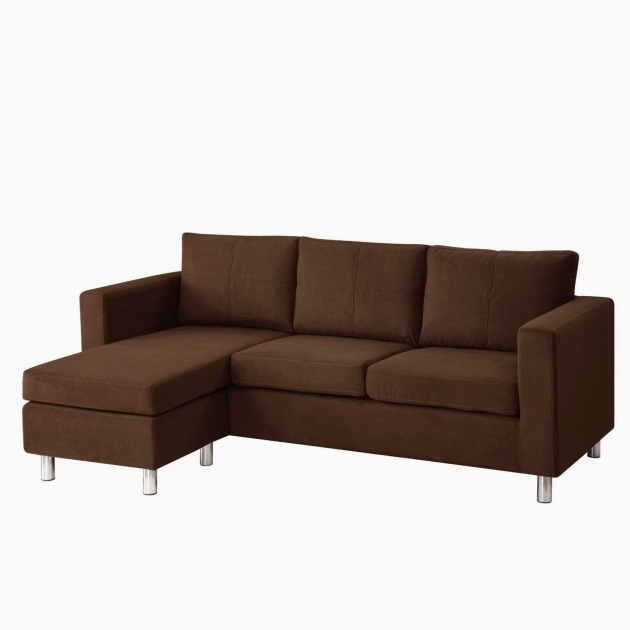 Sofa Bed With Chaise Brown Small Sectional Sofas Images 27