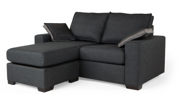 Sofa Bed With Chaise Dark Gray Images 95