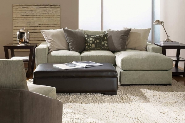 Sofa With Chaise Lounge Furniture Cream Velvet Sectional Sofas Photo 20