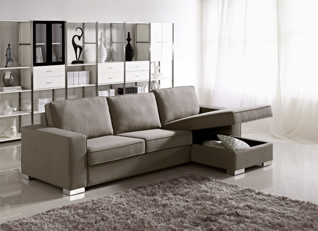 Sofa With Chaise Lounge In Living Room Sectional Sofas Photos 52