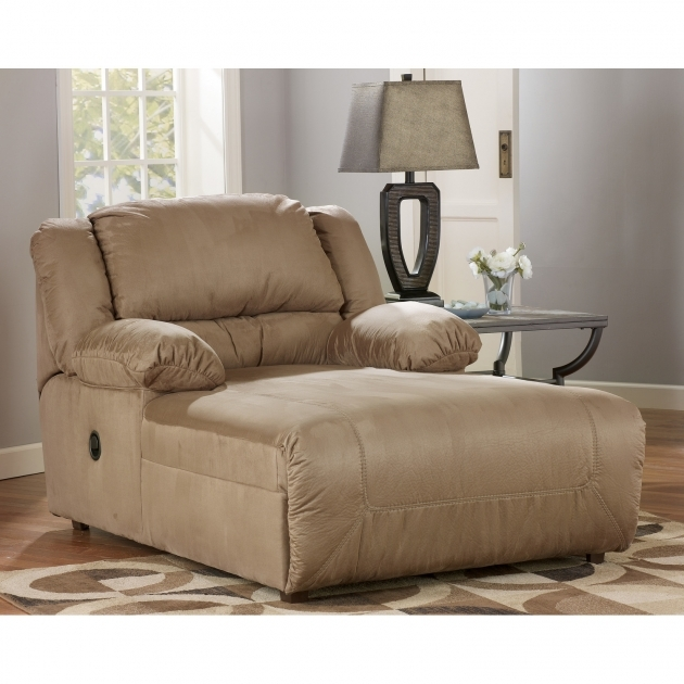 2 Person Chaise Lounge Indoor Made Of Decorative Brown ...