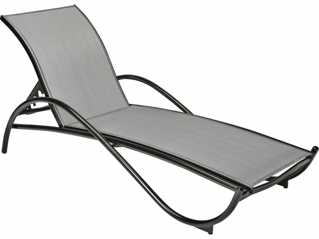 Adams Chaise Lounge Plastic Resin Patio Photo 69