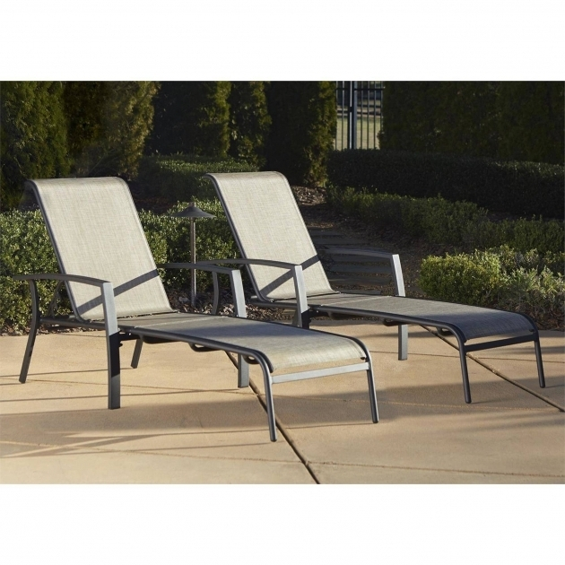 Adjustable Aluminum Outdoor Chaise Lounge Chair Photo 92