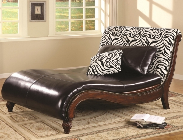 Leather Oversized Two Person Chaise Lounge Comfortable