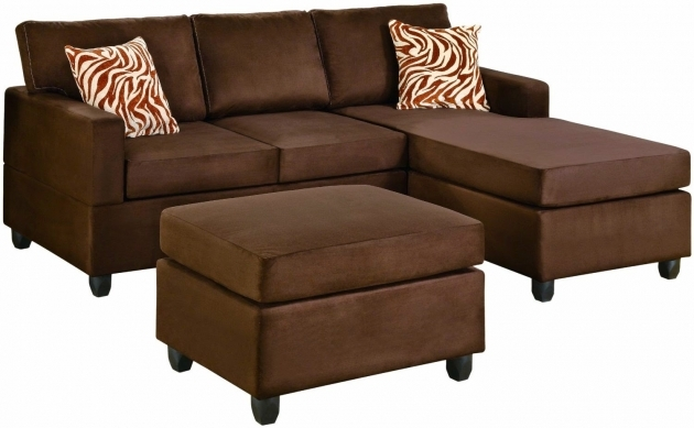 Chaise Lounge Couch Microfiber Pic 80