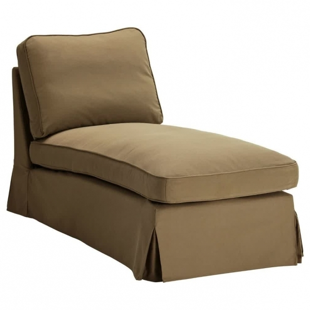 Awesome chaise lounge slipcovers indoor pictures for Chaise covers indoors