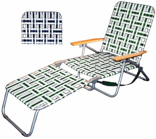 Folding Chaise Lounge Beach Chair Plastic  Picture 67