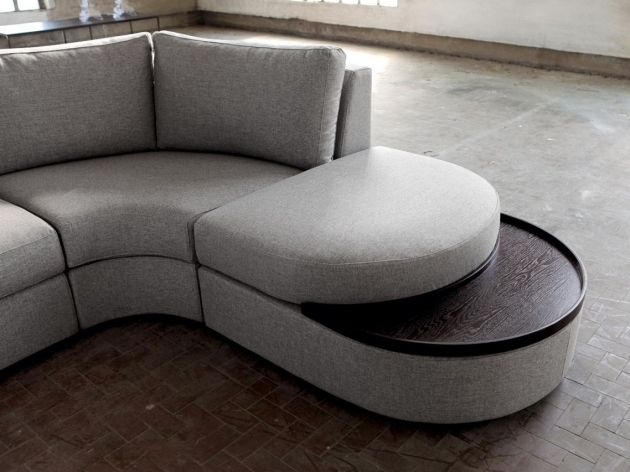 Grey Slipcover Sectional Sofa With Chaise Oval Small Furniture Picture 64