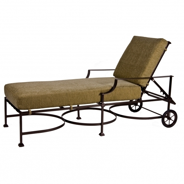 Highest Clarity Wrought Iron Chaise Lounge Chairs Image 79