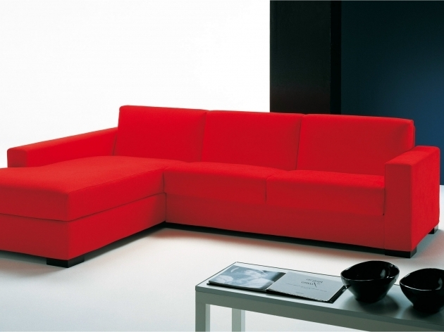 Leather Sofa Chaise For Living Room Furniture L Shaped Red Leather Chaise Sofas Photos jolenesart11