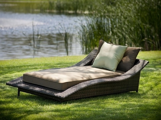 Outdoor Chaise Lounge Chair Family Patio Decorations Images 64