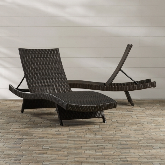 Outdoor Chaise Lounge Chair For Sale  Picture 14