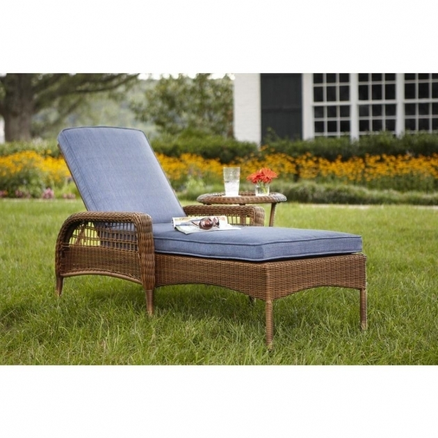 Outdoor Chaise Lounge Chair Patio Furniture Pictures 43