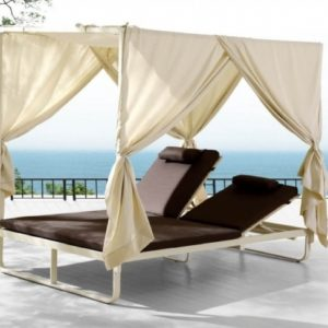Two Person Chaise Lounge