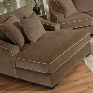 Oversized Chaise Lounge Sofa