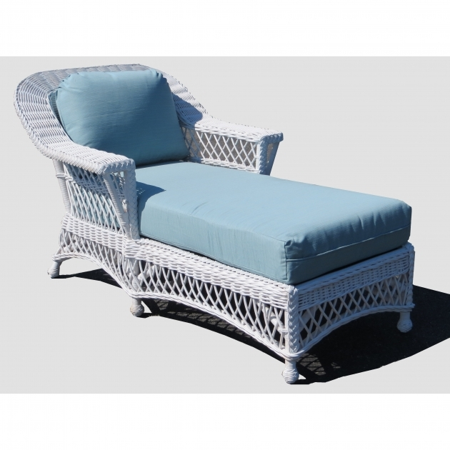 Wicker Chaise Lounge Spice Islands Wicker Bar Harbor Chaise Lounge BHCL Images 68