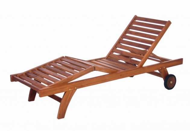 Wood Chaise Lounge Beach Chair On Sale  Images 82