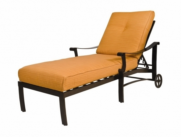 Yellow Patio Chaise Lounge Cushion Covers Image 96