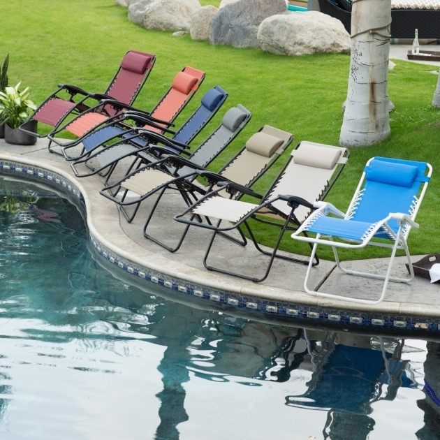 Caravan Sports Zero Gravity Chaise Lounge Chair Outdoor Picture 20