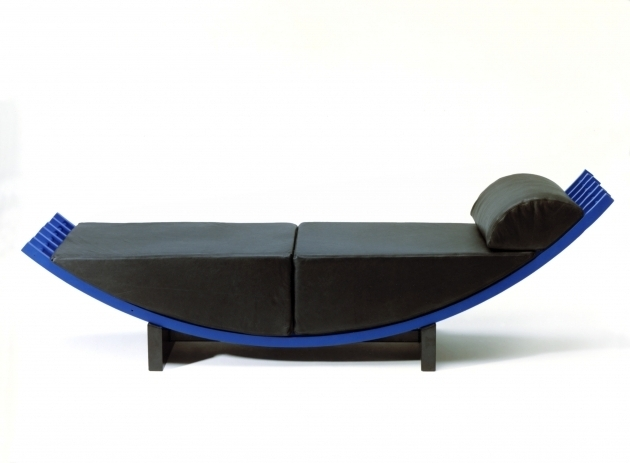 Chaise lounge chairs indoors ideas interior photo 43 for Blue chaise lounge indoor