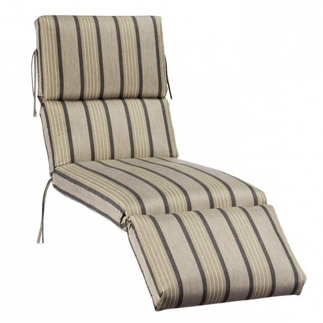 Chaise Lounge Pads Collection Sunbrella Dolce Mango Outdoor Image 31