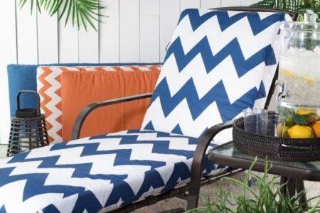 Chaise Lounge Pads