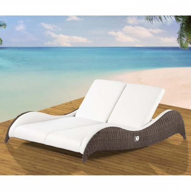 Double Outside Chaise Lounge Modern Designs Pictures 96