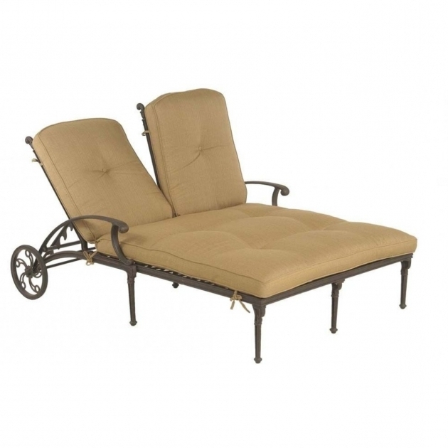 Hanamint Grand Tuscany Double Chaise Lounge Cushions Patio Ideas Photos 21