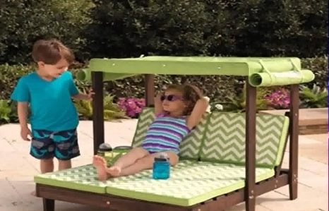 Kidkraft Double Chaise Lounge For Child Photo 53