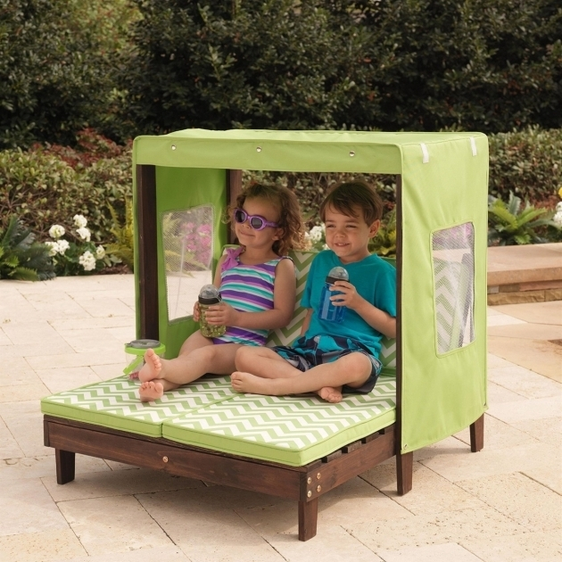 Kidkraft Double Chaise Lounge Picture 86