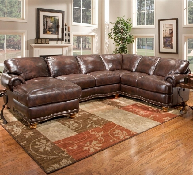 Leather Sectionals With Chaise Ideas Picture 82