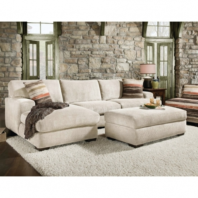 Leather Sectionals With Chaise Living Room Laf Sofa Raf Chaise And Ottoman Image 15
