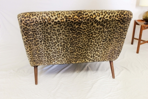 Leopard Chaise Lounge Adrian Pearsall Style Image 32