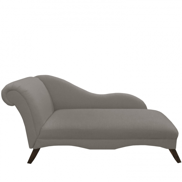 Linen Left Arm Chaise Lounge Alct1545  Images 13