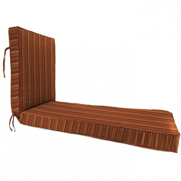 Outdoor Chaise Lounge Pads Cushions Patio Furniture Photo 83