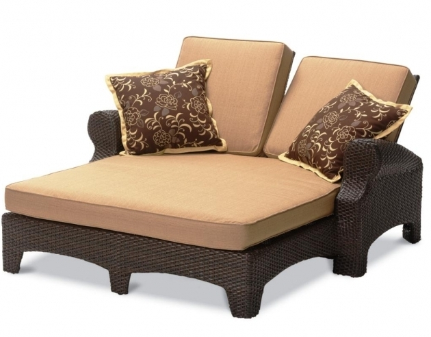 Quality Indoor Double Wide Chaise Lounge Ideas Image 19