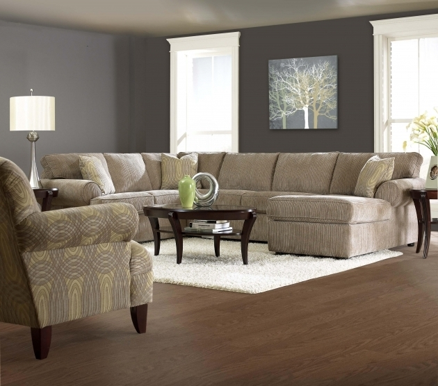 Slipcover For Sectional Sofa With Chaise Grey Living Room Images 44