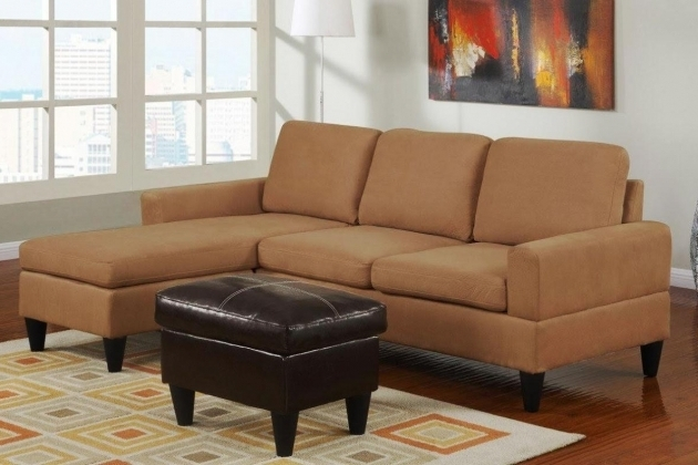 Sofa With Reversible Chaise Lounge And Ottoman  Picture 85