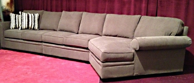 Berkley Sectional Sofa With Chaise And Cuddler Customized Extra Long Sofa Picture 11