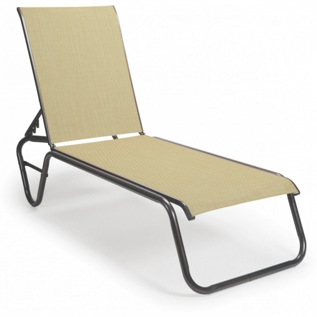 Fresh SSling Chaise Lounge Chair Home Decor Ideas